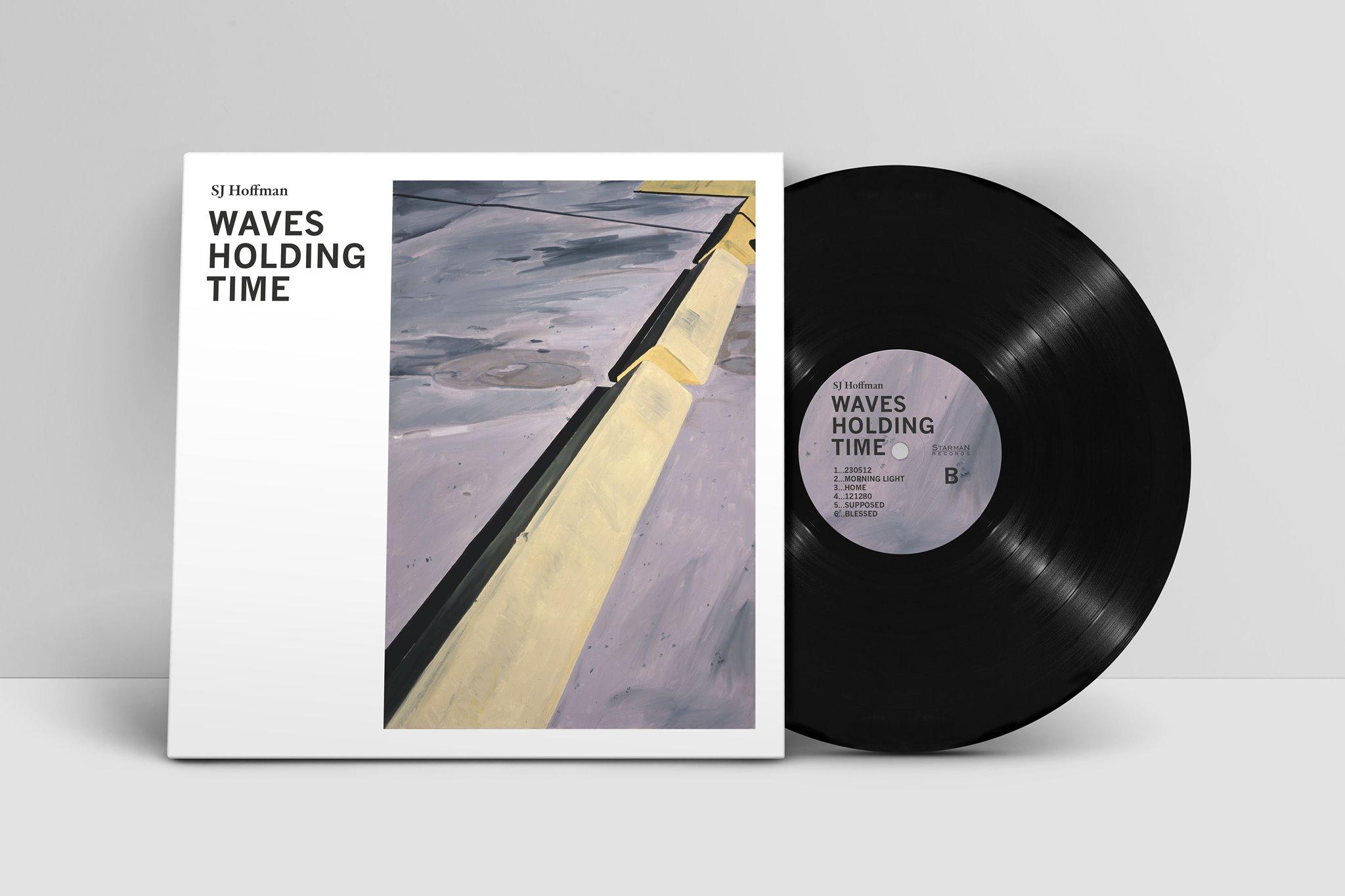 SJ Hoffman - Waves Holding Time