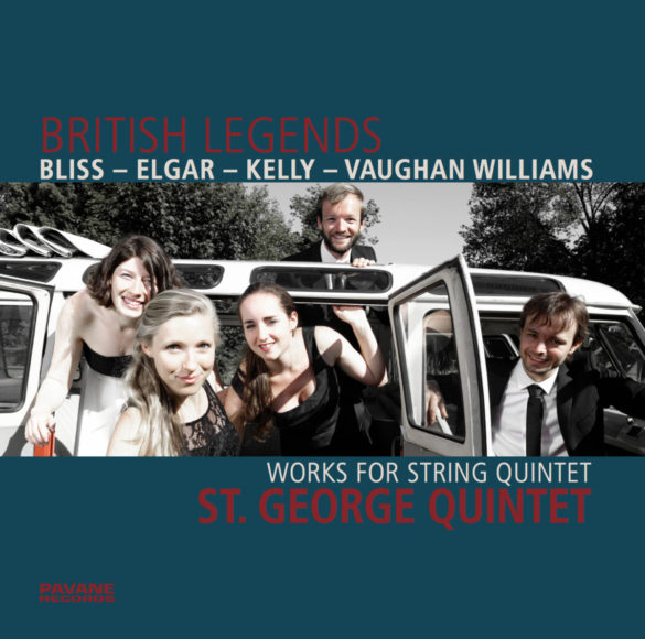 Het St. George Quintet: Van Boheemse bezieling tot Britse bescheidenheid.