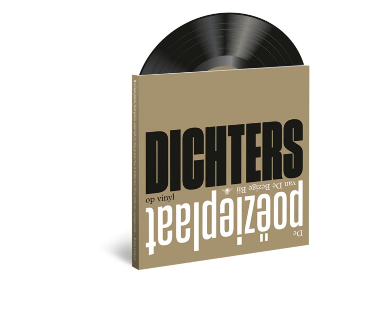 De Bezige Bij Zet Dichters Op Vinyl Cultuurpaktbe