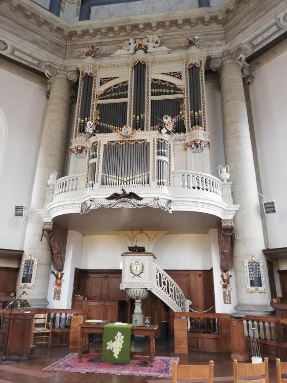 De Oostkerk van Middelburg: waar Bart Rodyns een Belgisch-Nederlands orgelhuwelijk voltrok