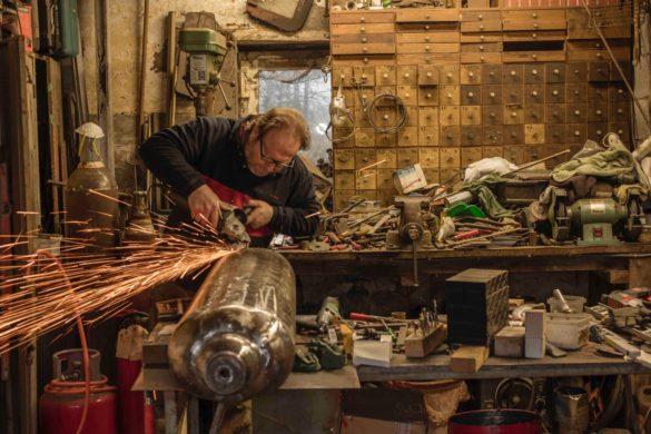 Jean-Luc Borgers: gedroomlijnde snelheid